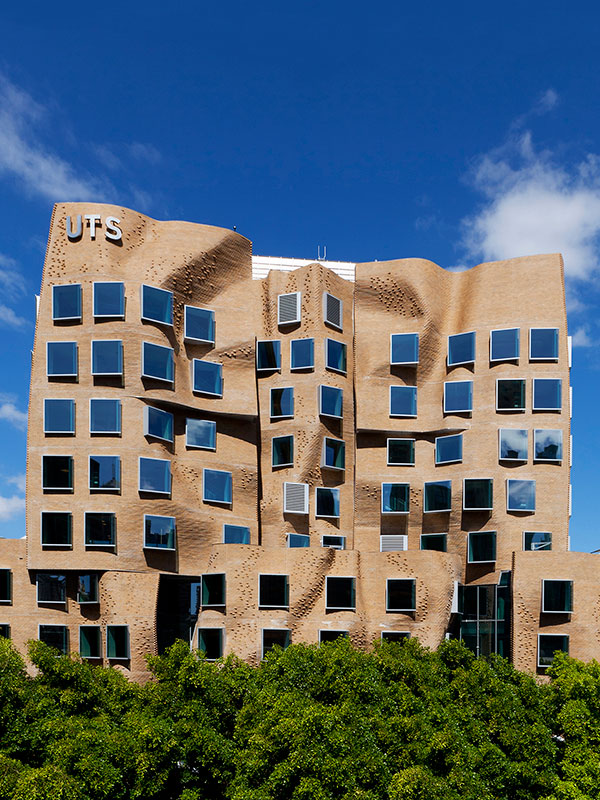 Dr Chau Chak Wing Building, Business School of the University of Technology, Sydney