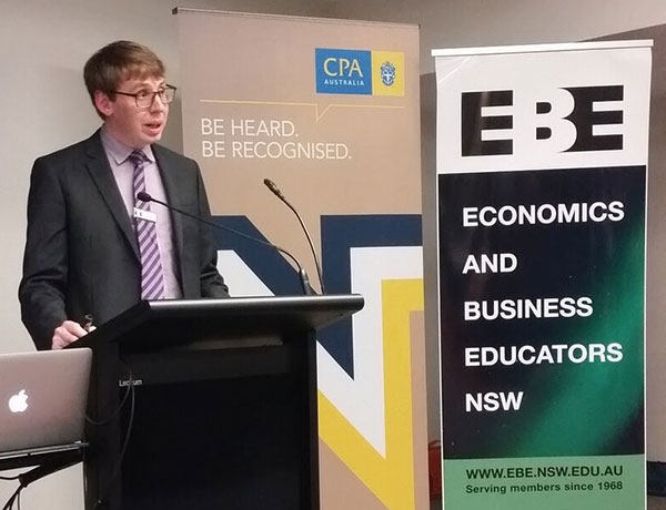 2017 EBE NSW CPA Plan Your Own Enterprise Competition NSW Awards Ceremony