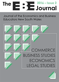 EBE Journal Issue 2 2016